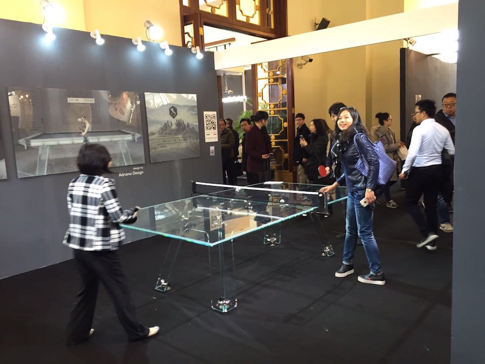 Lungolinea by Adriano Design in Design Shanghai 02